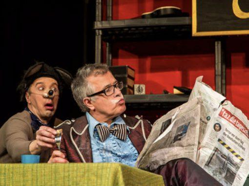 Kindertheater – Die geheimnisvolle Truhe und die Zirkusmaus